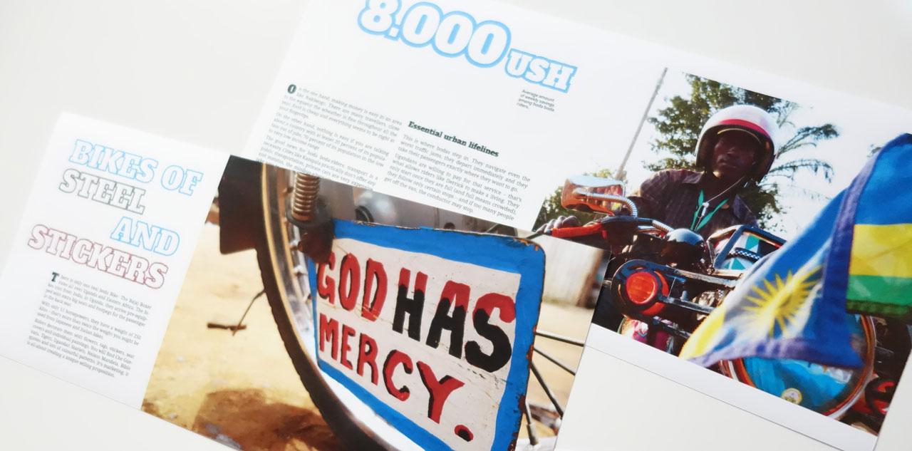 Boda Boda Uganda - The Book